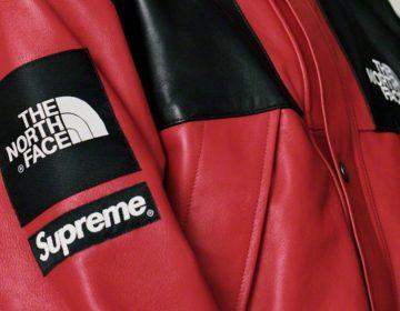Supreme e The North Face apresentam nova coleção de inverno