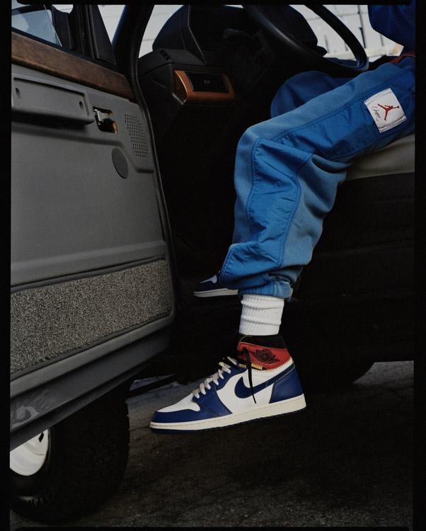 union la jumpman23 collab 09 - Union LA expressa seu amor pelo Air Jordan 1 em parceria
