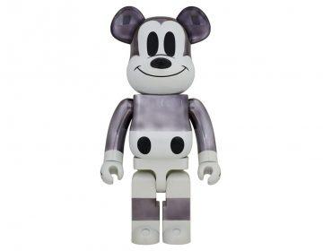 Medicom e Fragment Design celebram 90 anos de Mickey Mouse