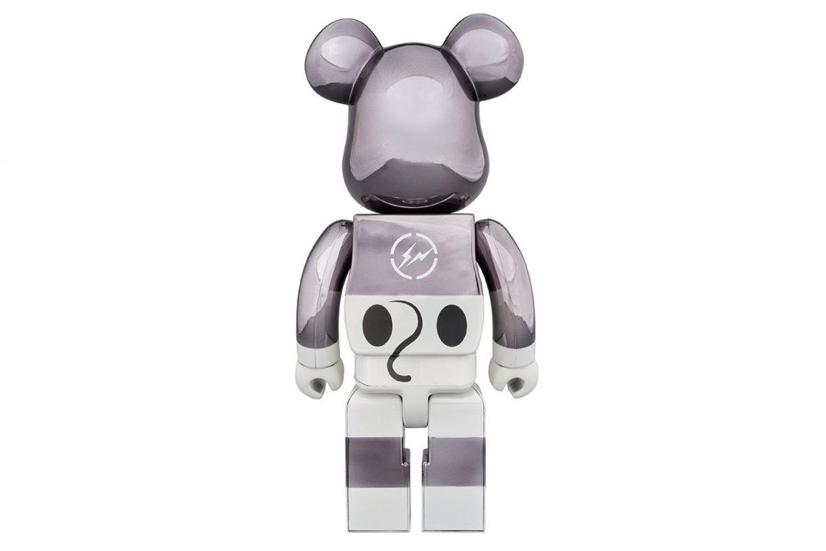 disney fragment design mickey mouse medicom toy bearbrick 02 - Medicom e Fragment Design celebram 90 anos de Mickey Mouse