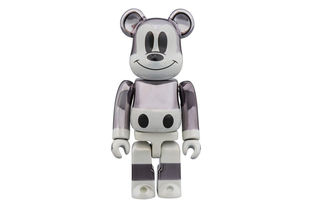 disney fragment design mickey mouse medicom toy bearbrick 03 - Medicom e Fragment Design celebram 90 anos de Mickey Mouse