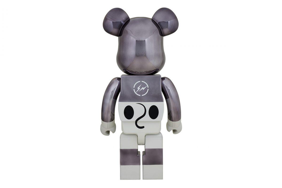 disney fragment design mickey mouse medicom toy bearbrick 04 - Medicom e Fragment Design celebram 90 anos de Mickey Mouse