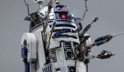 Hot Toys vai lançar versão luxuosa do R2-D2