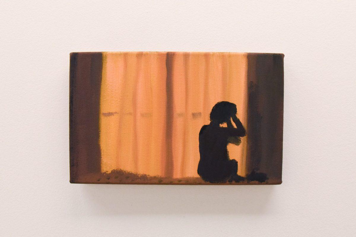"""jean jullien arsham fieg gallery gib exhibition 2 - Jean Jullien exibe """"GIB"""" na galeria de Daniel Arsham e Ronnie Fieg"""