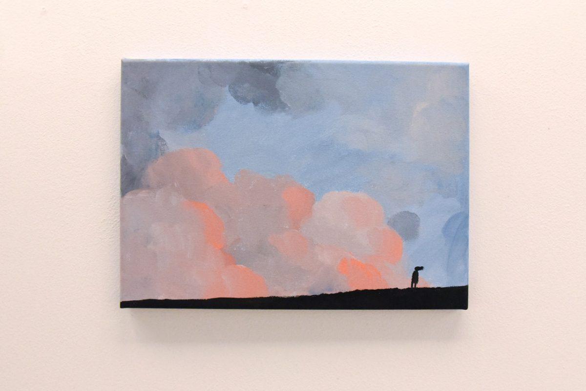 """jean jullien arsham fieg gallery gib exhibition 8 - Jean Jullien exibe """"GIB"""" na galeria de Daniel Arsham e Ronnie Fieg"""