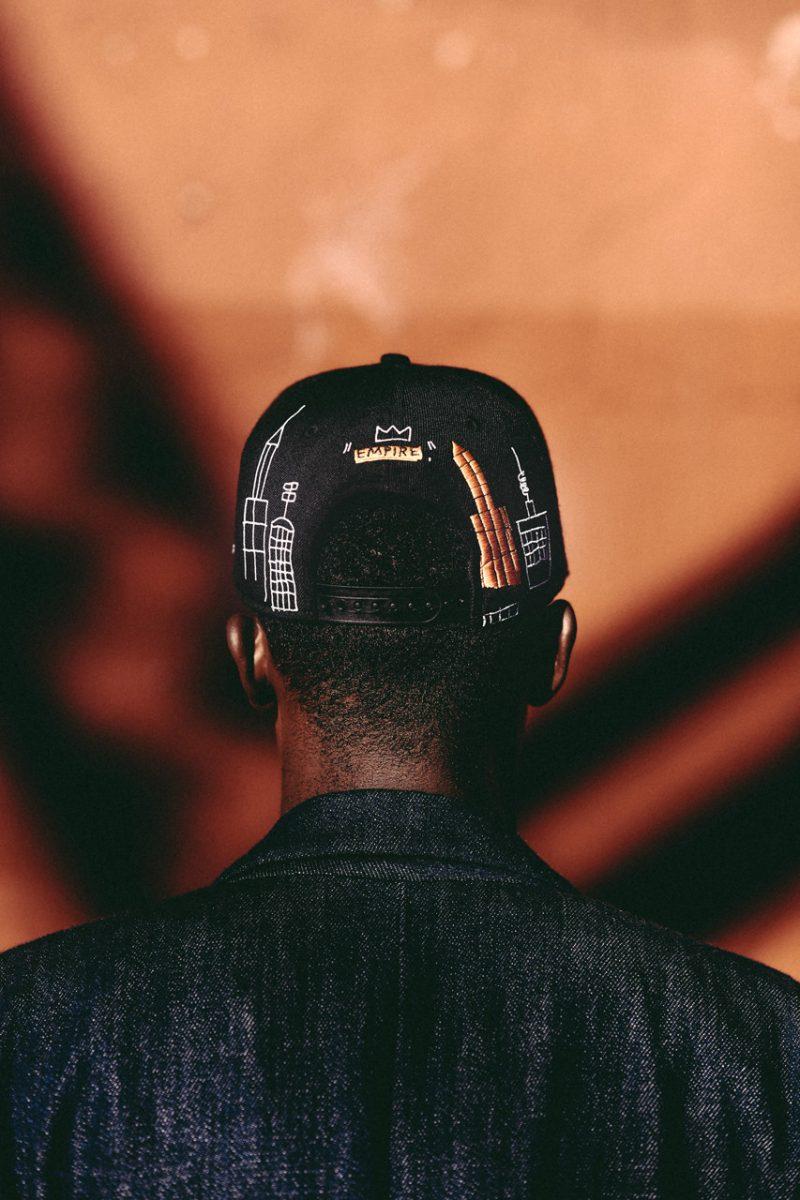 jean michel basquiat new era colecao lookbook 01 - Jean Michel Basquiat inspira nova coleção da New Era