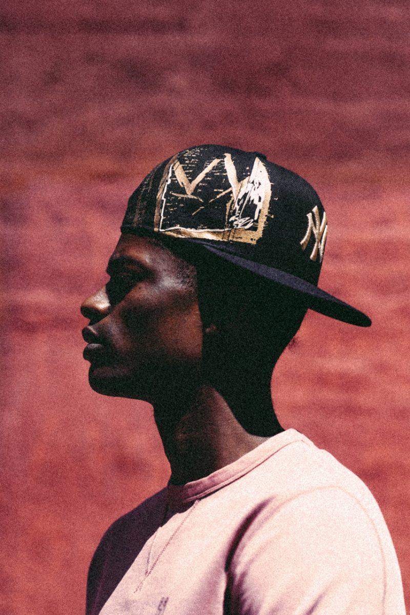 jean michel basquiat new era colecao lookbook 05 - Jean Michel Basquiat inspira nova coleção da New Era