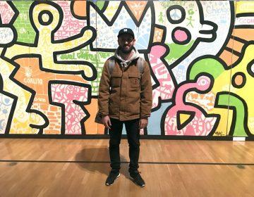 Estive por lá: Keith Haring – The Chicago Mural