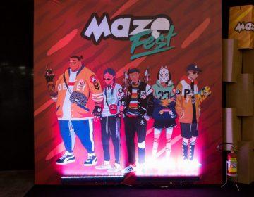O que rolou na segunda edição do Maze Fest