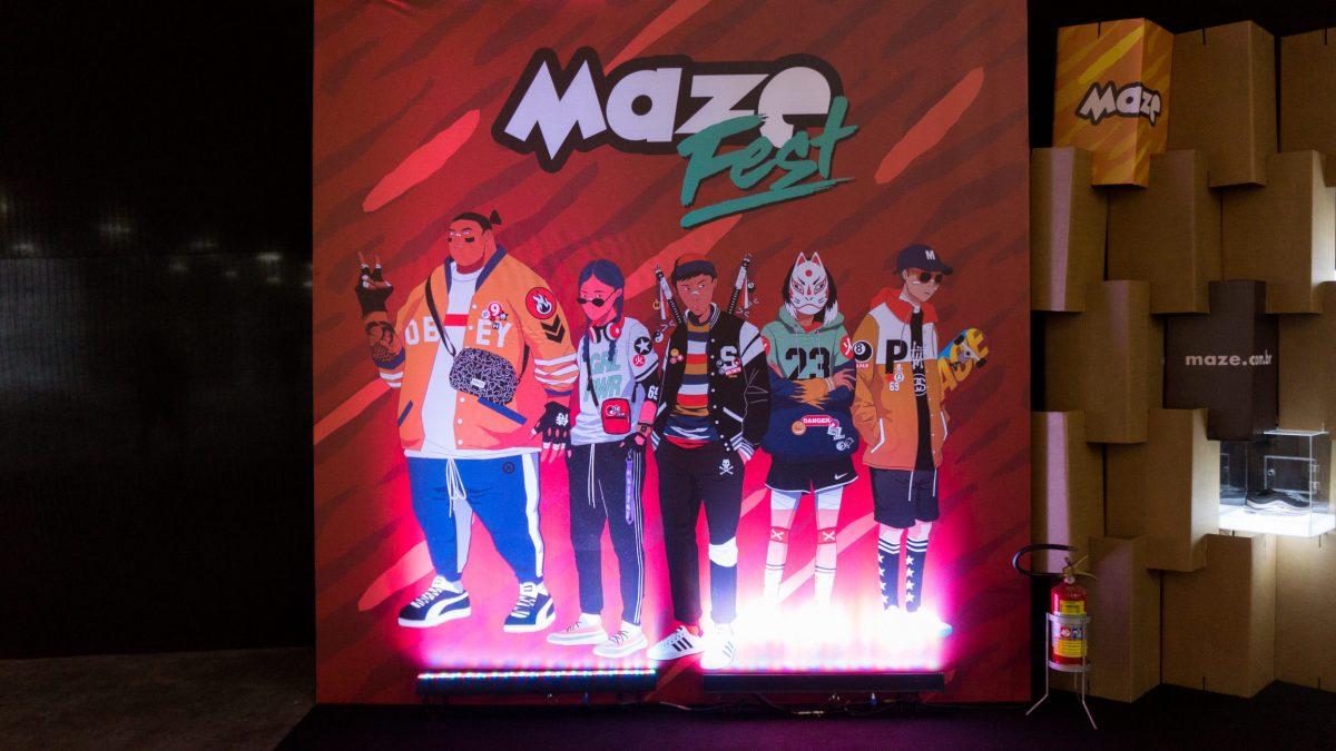maze fest streetwear brasil 01 - O que rolou na segunda edição do Maze Fest