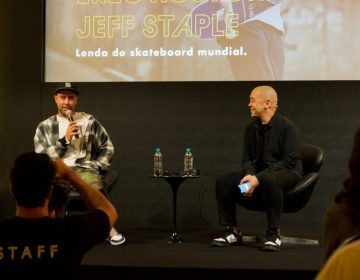 Maze Fest – O que rolou no talk entre Jeff Staple e Eric Koston