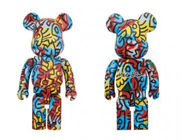 Medicom vai lançar BE@RBRICKS exclusivos de Keith Haring e Andy Warhol