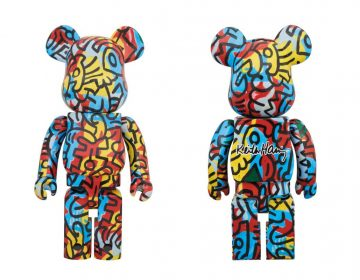 Medicom vai lançar BE@RBRICKS exclusivos de Keith Haring e Andy Warhol