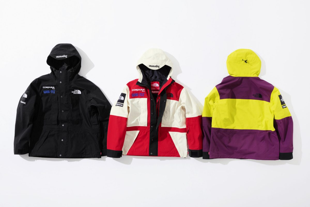 supreme the north face outono inverno 2018 10 - Supreme x The North Face Outono/Inverno 2018