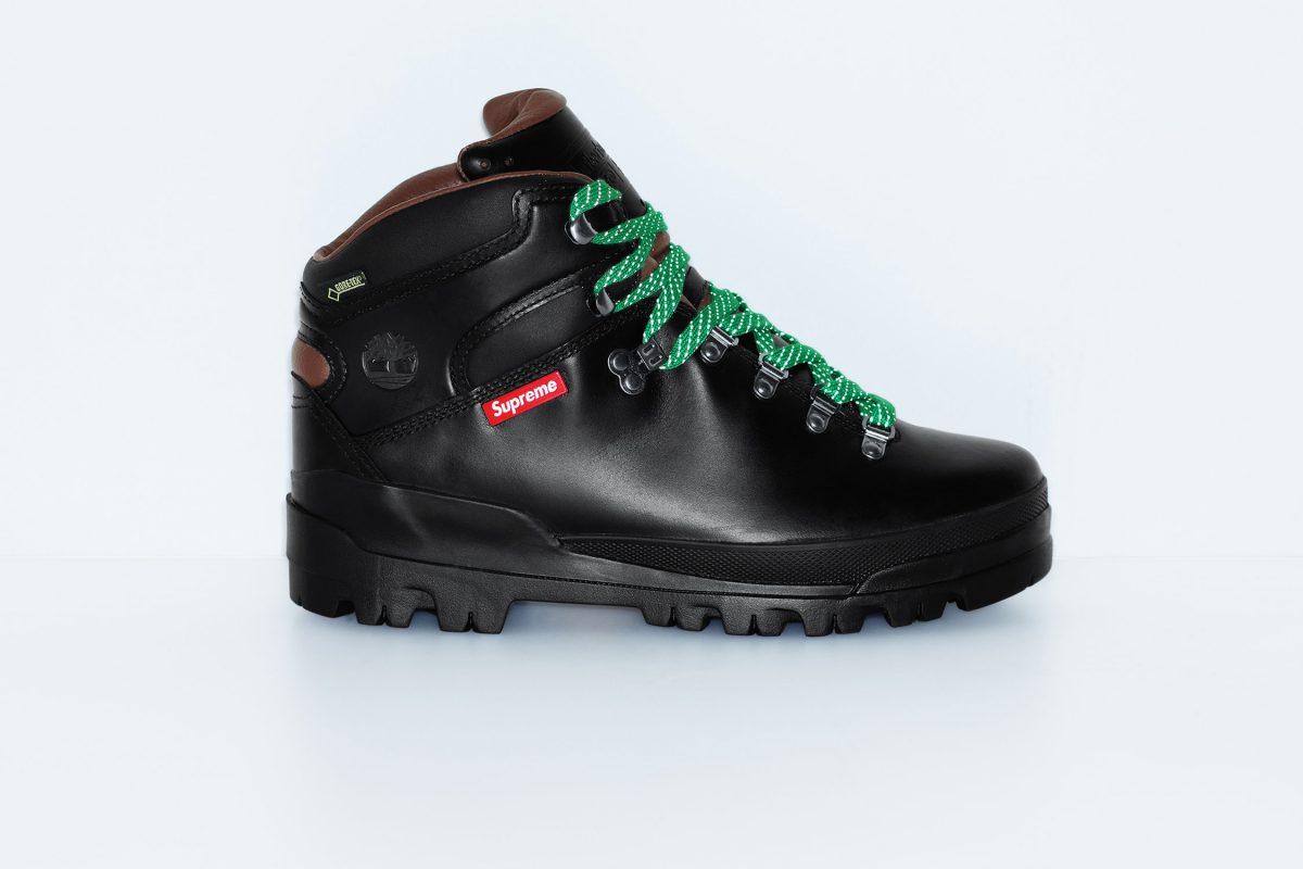 supreme timberland outono inverno 2018 10 - Supreme e Timberland trazem bota de caminhada em parceria