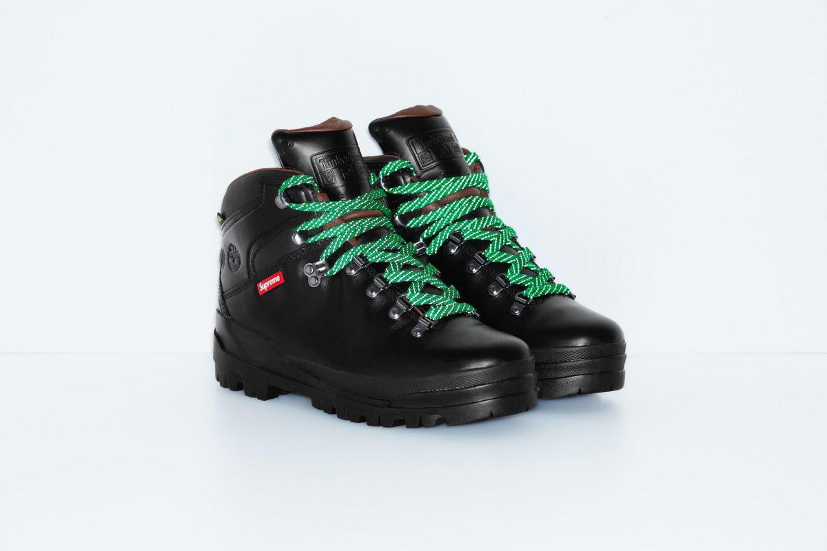 supreme timberland outono inverno 2018 11 - Supreme e Timberland trazem bota de caminhada em parceria