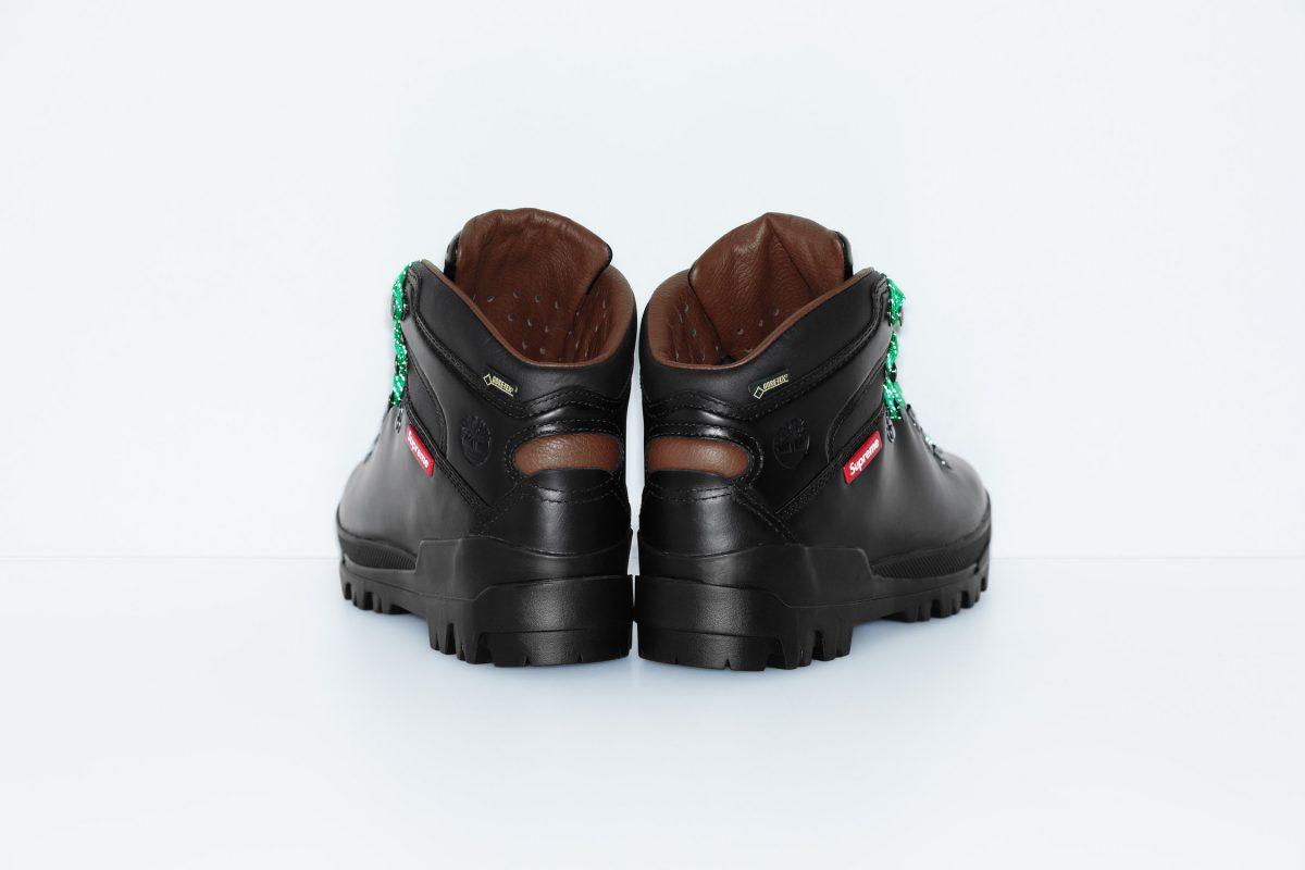 supreme timberland outono inverno 2018 12 - Supreme e Timberland trazem bota de caminhada em parceria