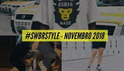 Os melhores do #SWBRSTYLE (Novembro 2018)