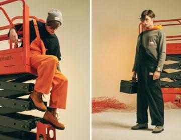 Timberland PRO e N. HOOLYWOOD colaboram em cápsula voltada ao workwear