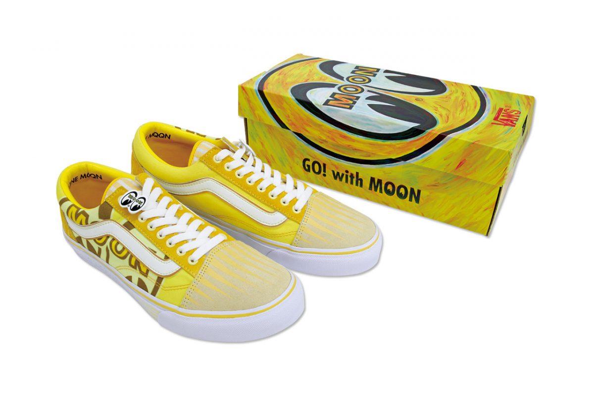 vans mooneyes yokohama capsula 2018 1 - Vans e MOONEYES colaboram em Old Skool e Authentic