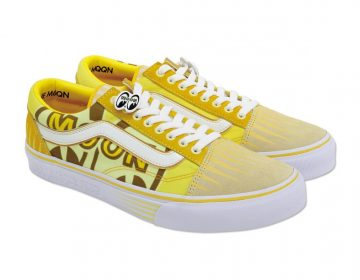 Vans e MOONEYES colaboram em Old Skool e Authentic