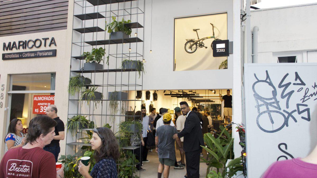 istu inauguracao pinheiros sao paulo 01 - Itsu inaugura sua primeira loja em São Paulo