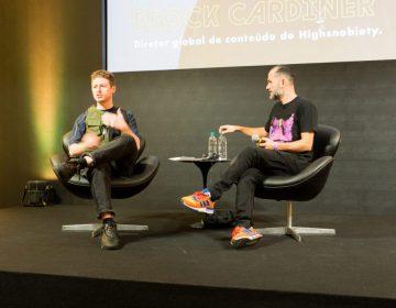Maze Fest – O que rolou no talk do Brock Cardiner, diretor de conteúdo do Highsnobiety
