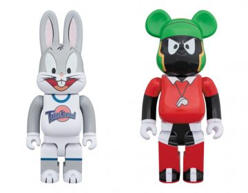 Medicom lança toys do filme Space Jam