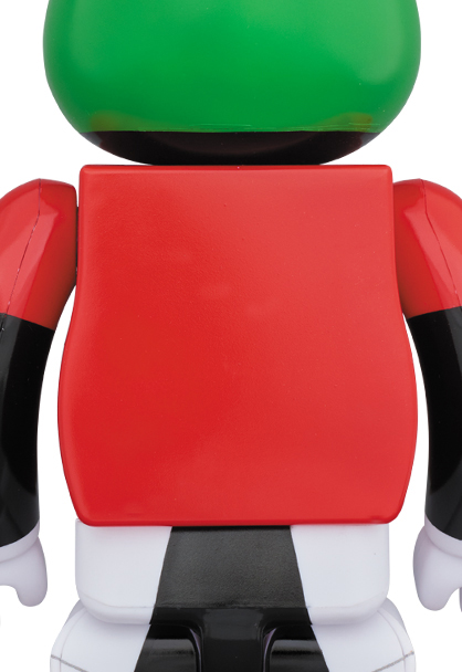 medicom toy space jam bearbricks 5 - Medicom lança toys do filme Space Jam