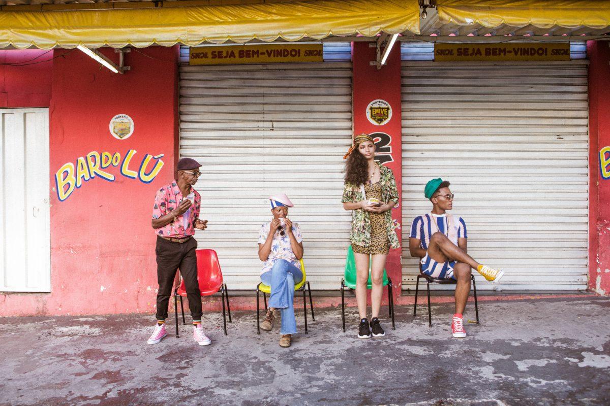 nephew jamaica no problem 07 - Nephew traz estilo musical jamaicano para coleção de verão