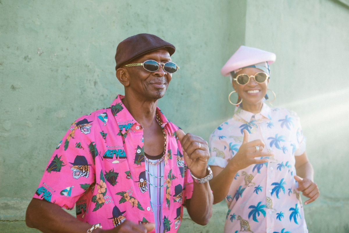 nephew jamaica no problem 13 - Nephew traz estilo musical jamaicano para coleção de verão