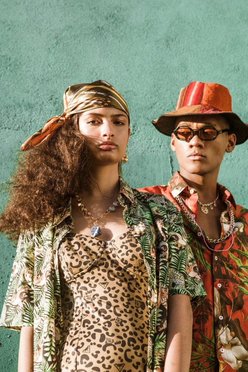 nephew jamaica no problem 15 - Nephew traz estilo musical jamaicano para coleção de verão