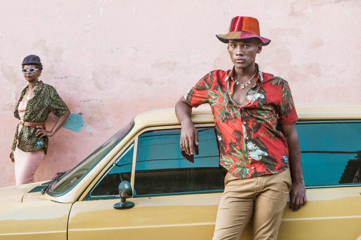 nephew jamaica no problem 25 - Nephew traz estilo musical jamaicano para coleção de verão