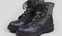 Nigel Cabourn e Danner lançam bota inspirada na Guerra do…