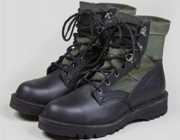 Nigel Cabourn e Danner lançam bota inspirada na Guerra do Vietnã