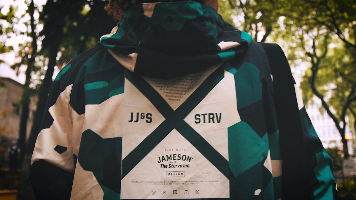 storvo jameson fearless collab 04 - Storvo e Jameson se unem em collab destemida