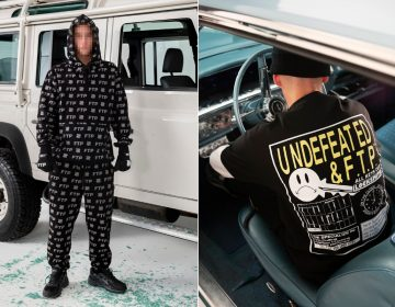 UNDEFEATED e FTP trazem kit de arrombamento em collab
