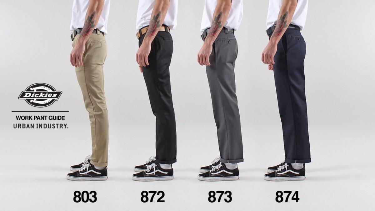 Dickies Guia definitivo para você comprar sua calça 01 - Dickies: Guia definitivo para você comprar sua calça