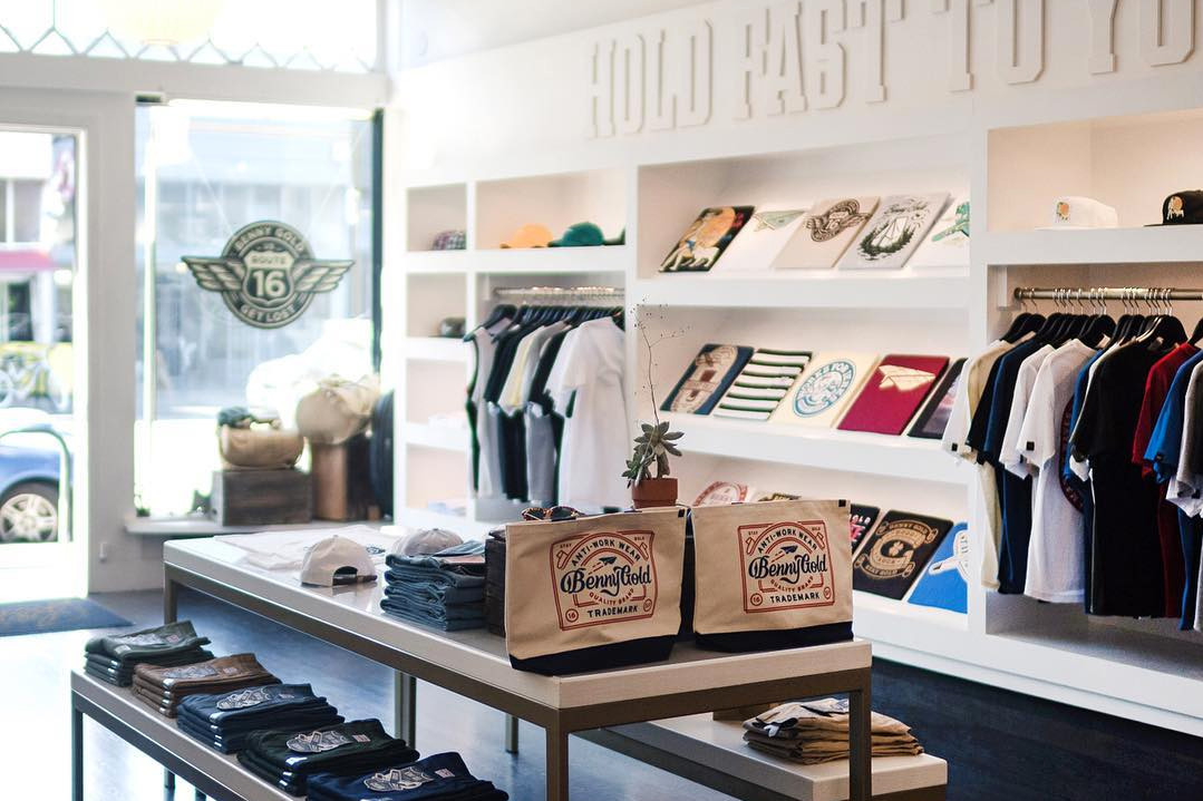 benny gold loja dentro - Benny Gold se despede do streetwear após 15 anos