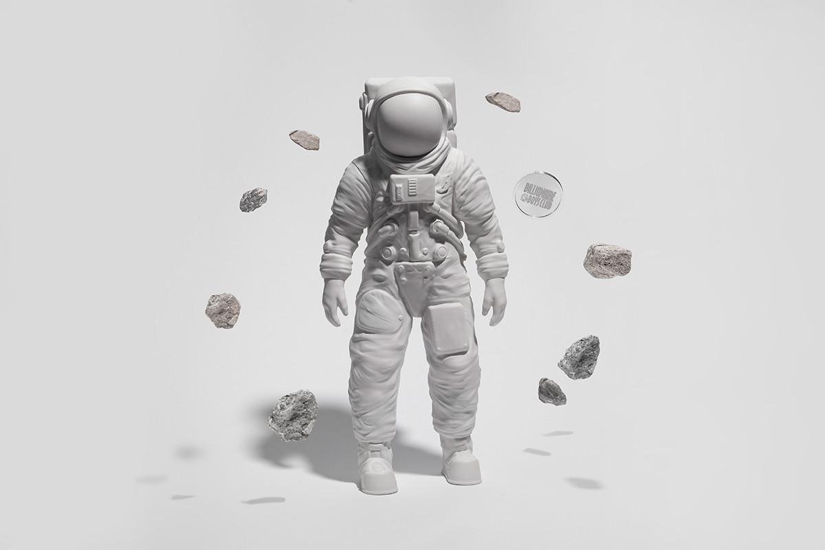 billionaire boys club moon man lançamento 01 - Billionaire Boys Club vai lançar 'Moon Man' assinado por Pharrell