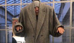 Doublet revela casaco nada convencional para o inverno