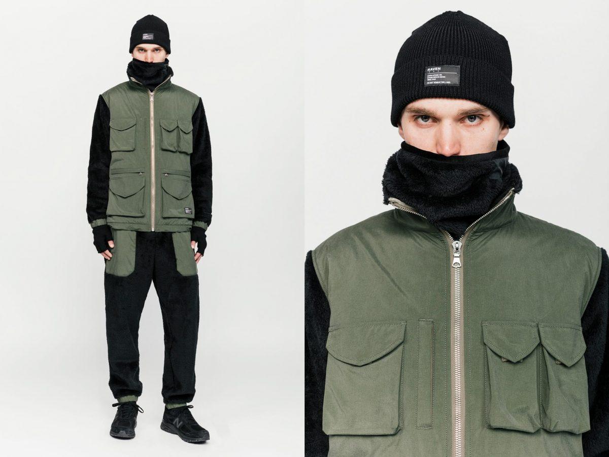 haven outono inverno 2019 02 - HAVEN mistura militarismo, funcionalidade e conforto em nova coleção