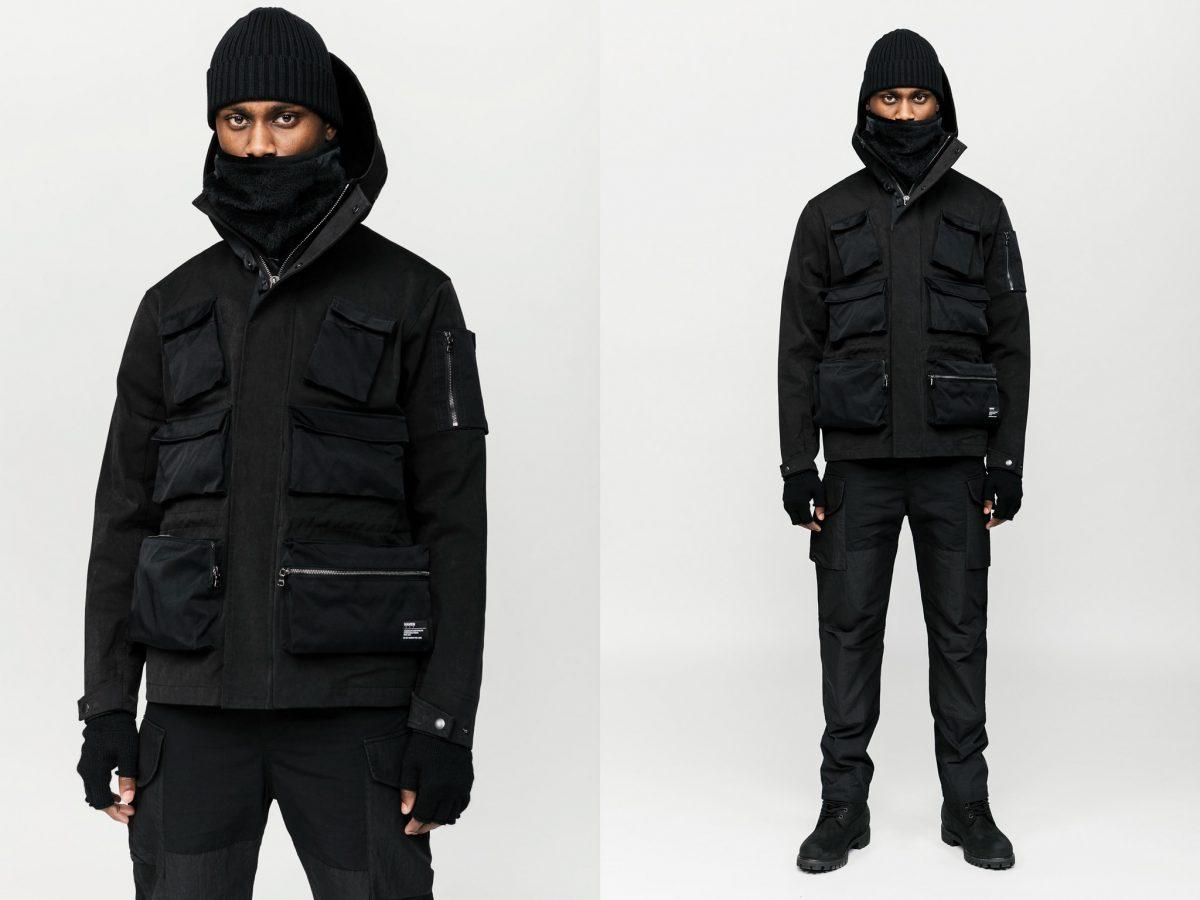 haven outono inverno 2019 03 - HAVEN mistura militarismo, funcionalidade e conforto em nova coleção