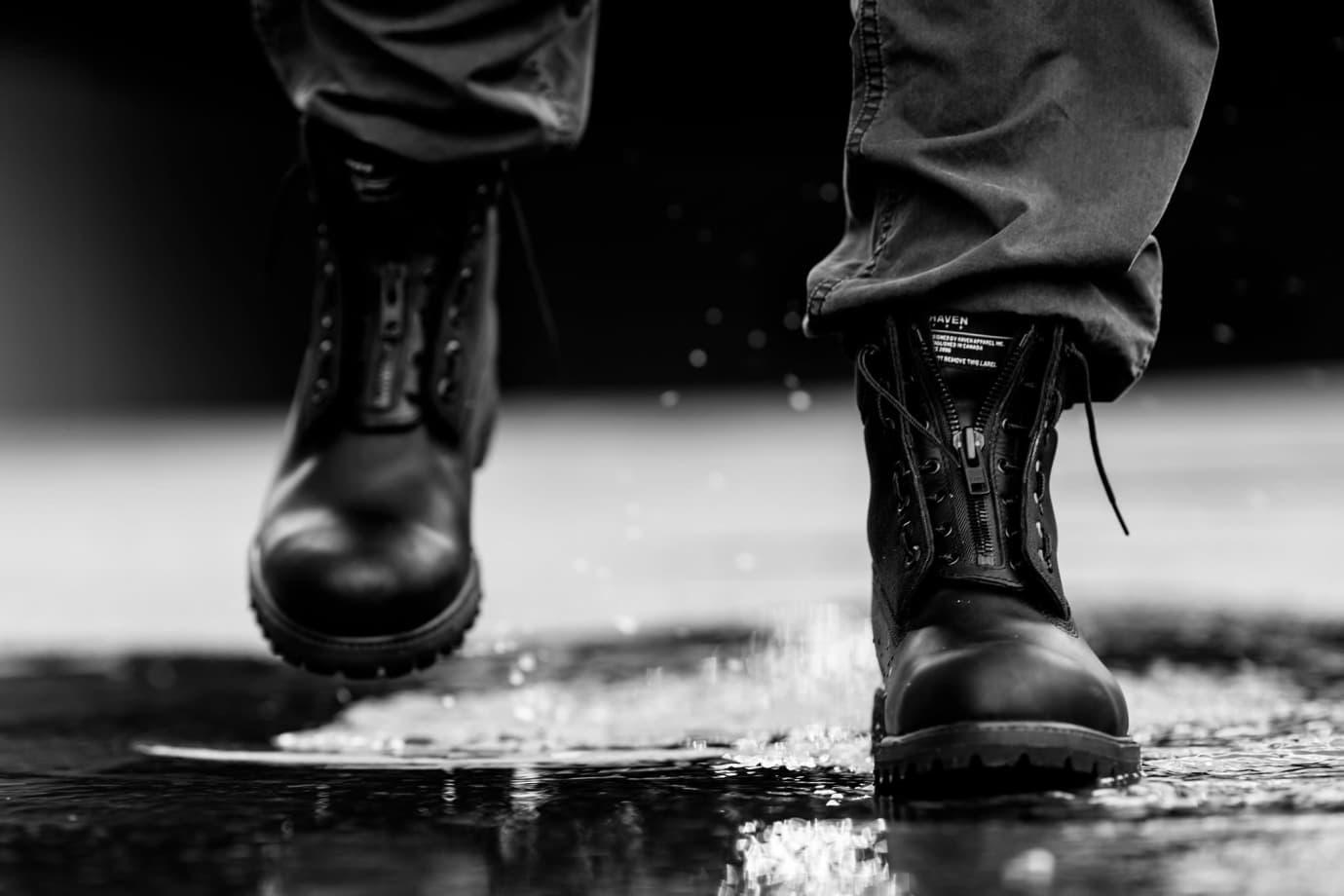 haven timberland 6 inch 2019 01 - HAVEN e Timberland estreiam botas militaristas em parceria