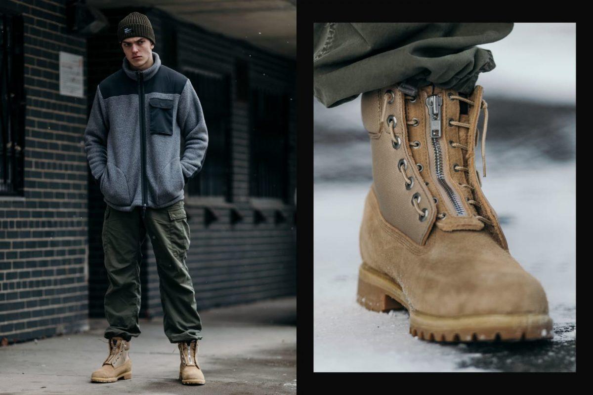 haven timberland 6 inch 2019 04 - HAVEN e Timberland estreiam botas militaristas em parceria
