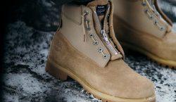 HAVEN e Timberland estreiam botas militaristas em parceria