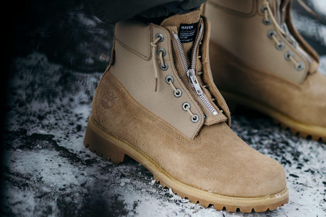 haven timberland 6 inch 2019 05 - HAVEN e Timberland estreiam botas militaristas em parceria