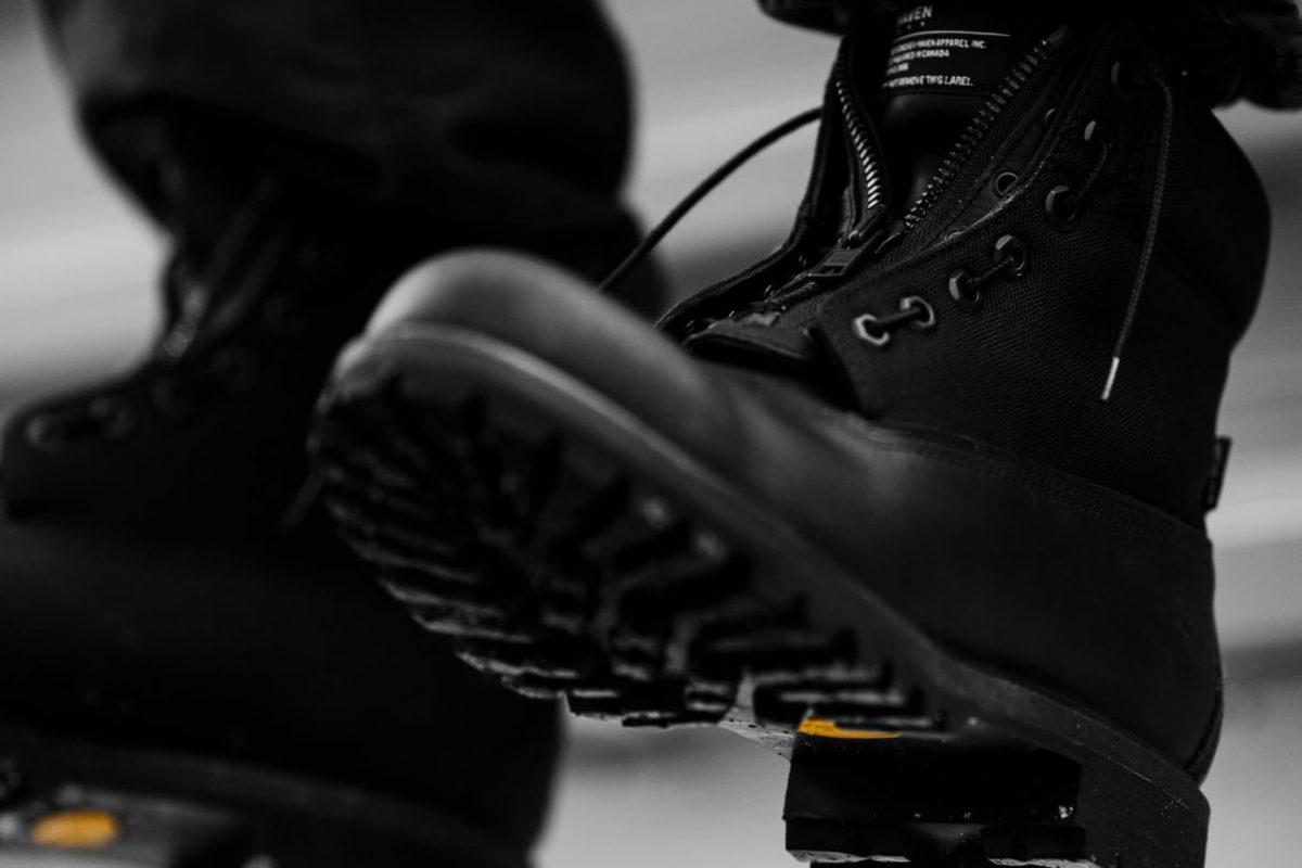 haven timberland 6 inch 2019 07 - HAVEN e Timberland estreiam botas militaristas em parceria
