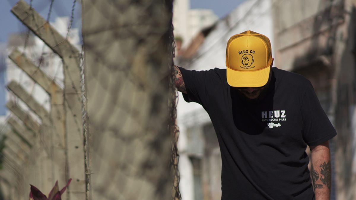 heuz streetwear brasil 01 - Conheça a marca brasileira Heuz