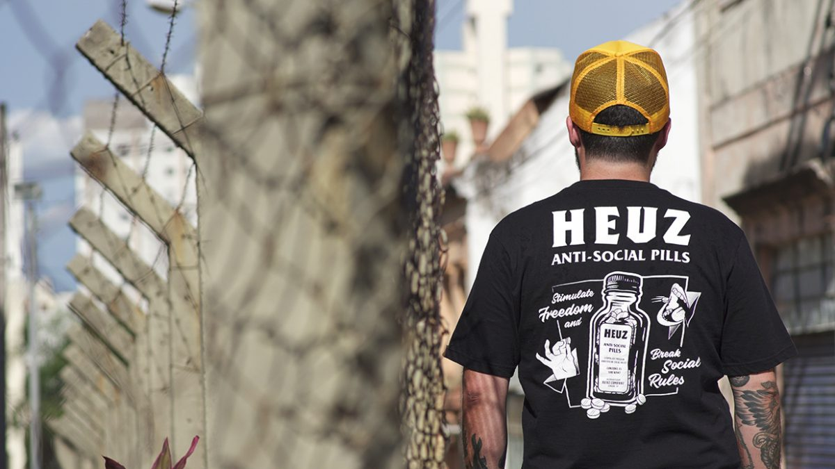 heuz streetwear brasil 02 - Conheça a marca brasileira Heuz